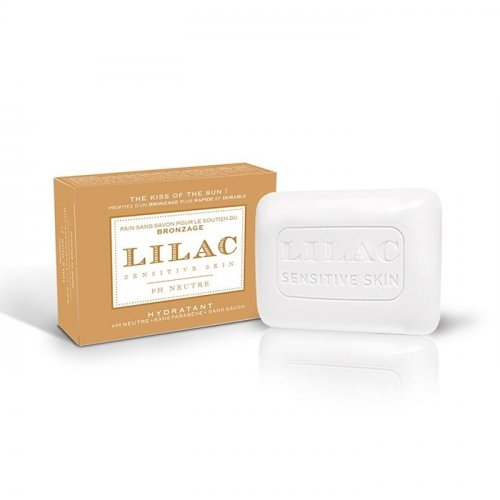 LILAC Bronzage Support Cleansig Bar 100 g